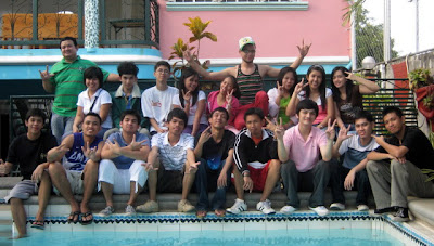 Third Year Students with Faculty