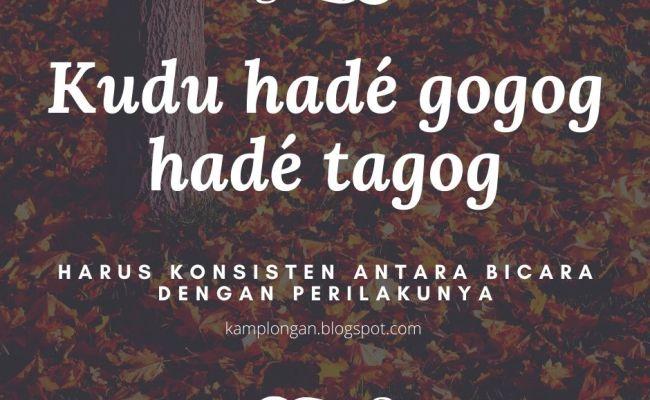 Kata Kata Mutiara Bahasa Sunda Dan Artinya Kata Kata Cute766