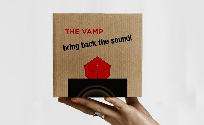 *The Vamp:智慧型攜帶式音響控制器! 7