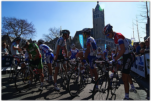 Start Dwars door Vlaanderen