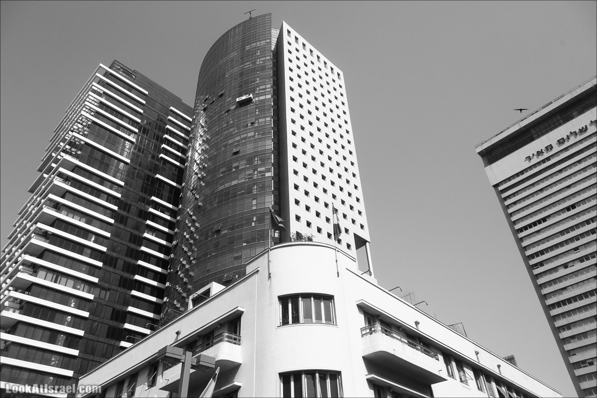 Одно фото архитектуры