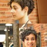 pixie cut for curly hair 2016 style