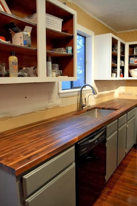 kitchen progress!
