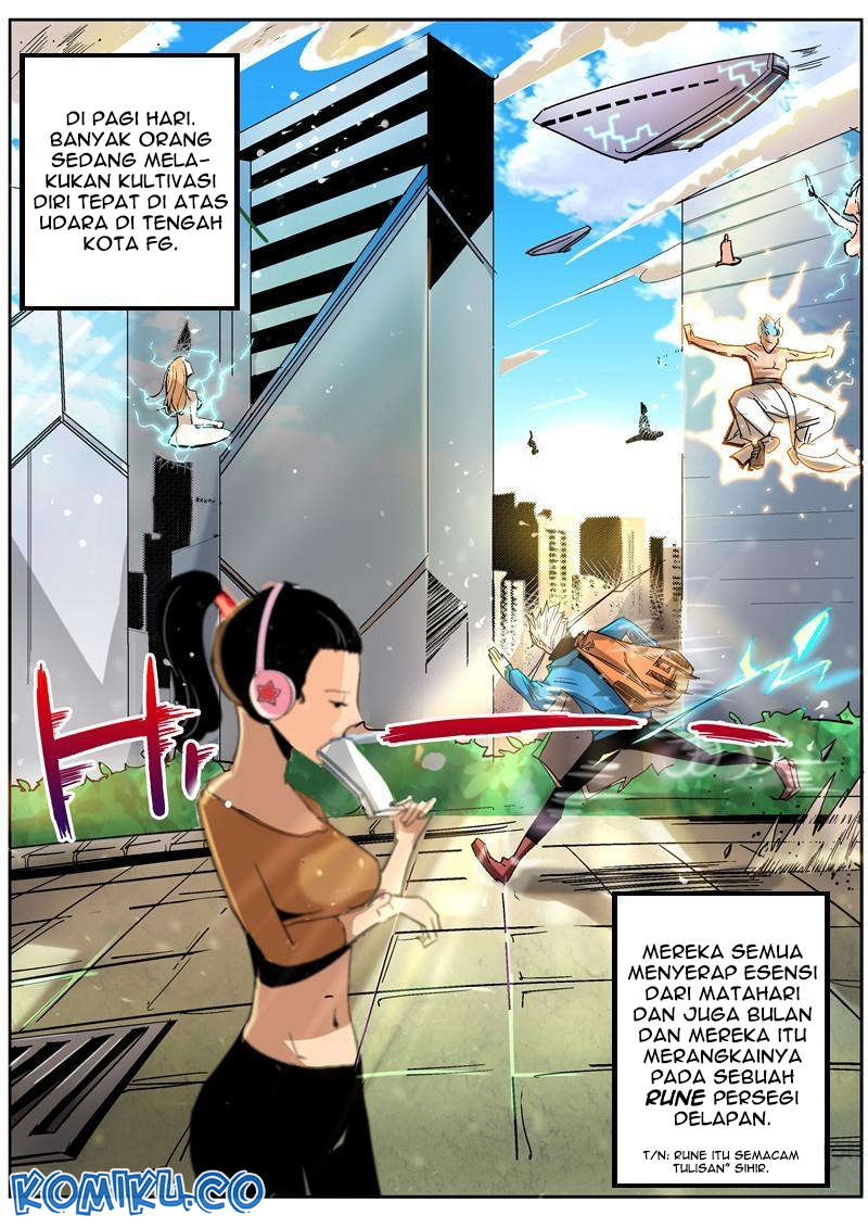 Forty Millenniums of Cultivation Chapter 07 gambar 2