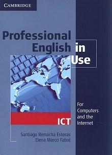 Cambridge%252520-%252520Professional%252520English%252520in%252520Use%252520-%252520ICT Cambridge: Professional English in Use - ICT