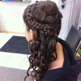 chic side braid hairstyles for 2016