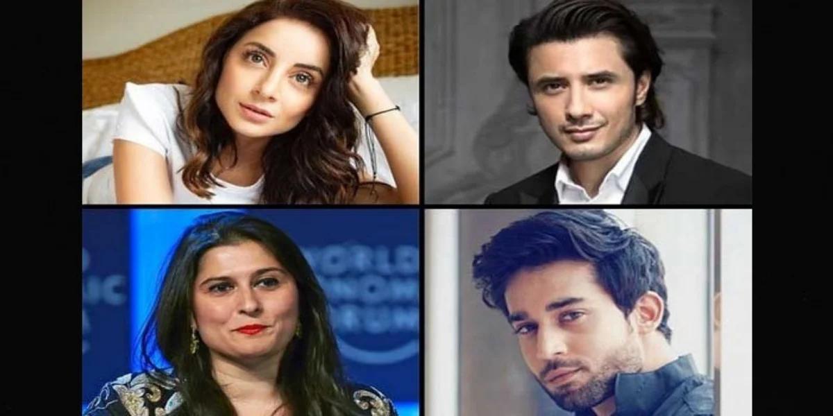 50 Most Popular Showbiz Celebrities in 2020 includes Pakistani Actors Too
