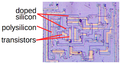fender hot rod telecaster wiring diagram single line telephone with the metal layer removed from 8008 processor die, underlying silicon is visible. ...