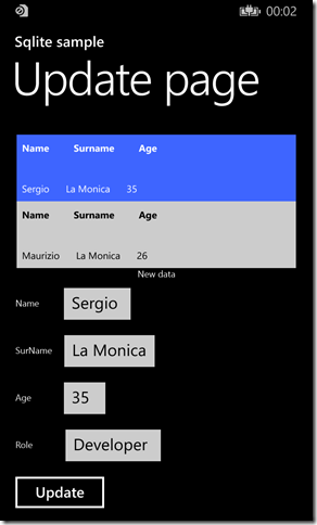 IMMAGINE 1.16 thumb1 - Parte due, Sqlite in Windows Phone 8.1