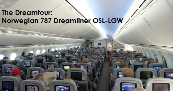 Norwegian Airlines Dreamliner Seat Pitch | Brokeasshome.com