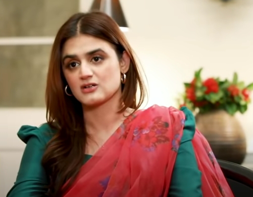 I don't like Negative roles. Hira Mani Reveals Her Conditions for Accepting a Drama Script