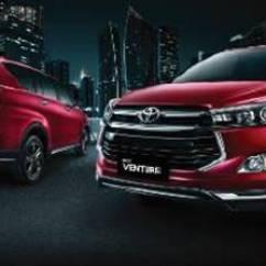 All New Kijang Innova Harga Immobilizer Grand Avanza Resmi Toyota Venturer 2017 Lippo Berikut Tipe Terbaru Yaitu Per Januari