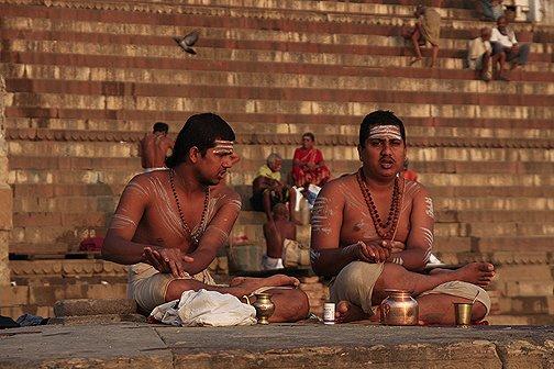 Devotees Gangaa