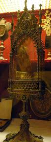 Creepy preserved hand in the treasury of San Marco Basilica