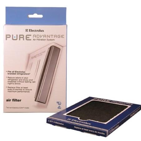 Electrolux refrigerator filter