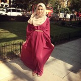 The Modern Casual Look With Hijab 2016