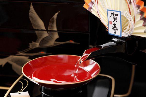 Toso (屠蘇) - 7 Bebidas Tradicionais Japonesas Para Você Experimentar