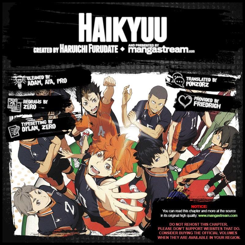 Haikyuu!!: Chapter 294 - Page 2