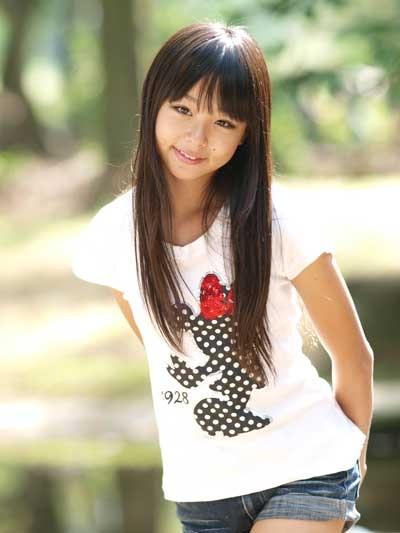 佐藤麗奈(さとれな)14歳