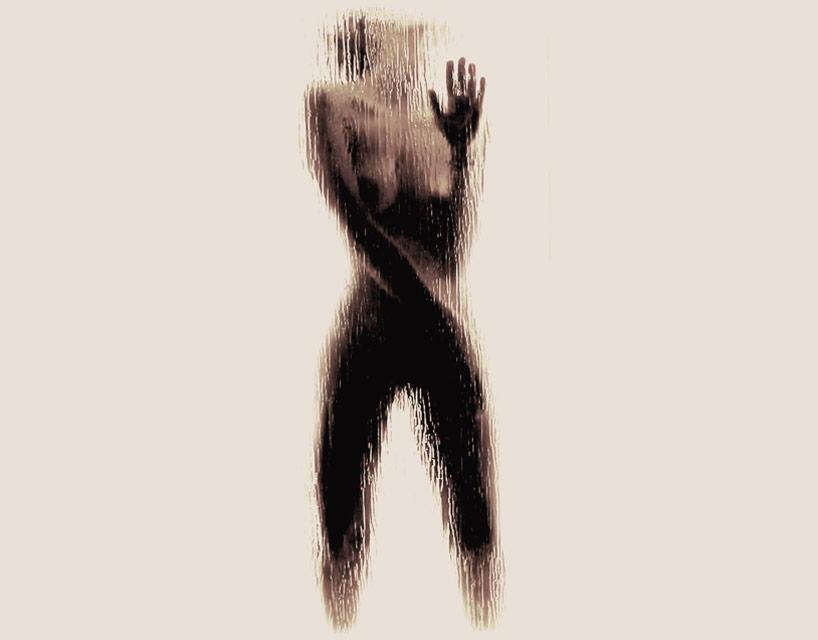 *女性裸體字母剪影:希臘藝術家Anastasia Mastrakouli 解剖人體視覺奧秘! 1