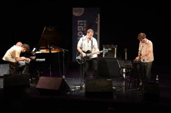 אוריון והחברים. פסטיבל הפסנתר 2012. צילום: יובל אראל