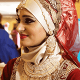 Wedding Hijab Stylesfor Latest Trends 2017