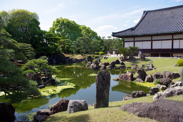 Qué ver en Kioto. Castillo de Nijo