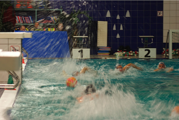 waterpolo opzet