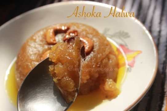 Ashoka Halwa3