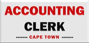 accounting clerk