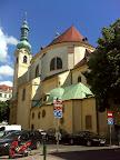 Servitenkirche im 9. Bezirk Wiens