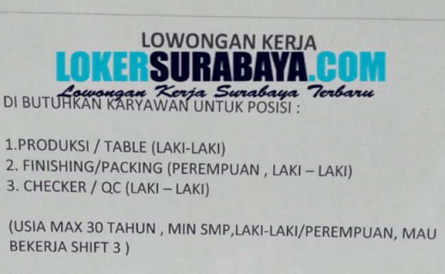 Lowongan Kerja Surabaya Terbaru Di Central Kitchen Kampoeng Roti Nopember 2019 Lowongan Kerja Resep Kuini