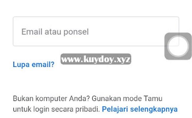 Cara Aman Membuat 1000 Akun Gmail Tanpa Verifikasi No Hp Youtube Cute766