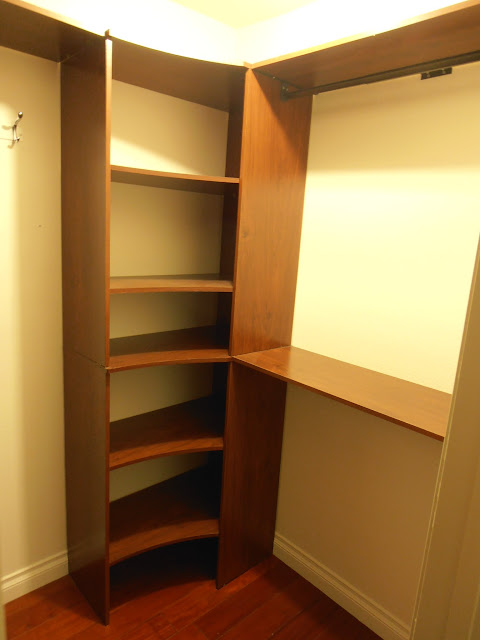 Master Bedroom - Walking closet