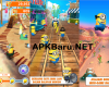 Download Despicable Me: Minion Rush MOD Apk+Data v3.4.1 Terbaru