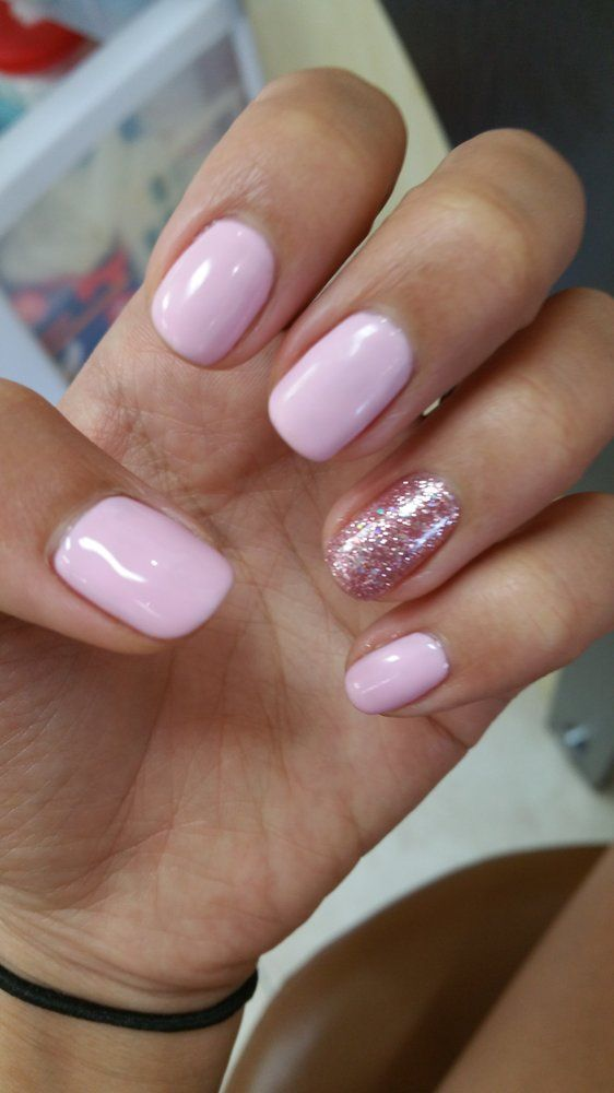 Trendy Gel Nail Design Ideas: 25+ Best Pink Gel Nail Art Trendy Nail Ideas