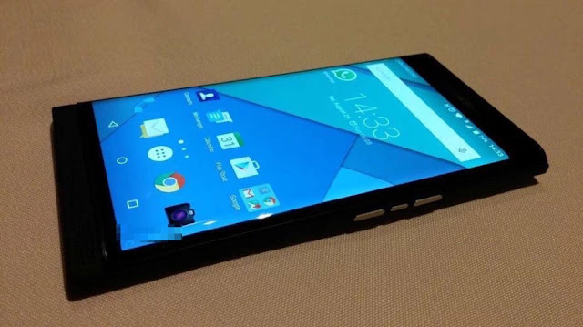 Android Powered Blackberry Venice Leaks In Live Images price in nigeria