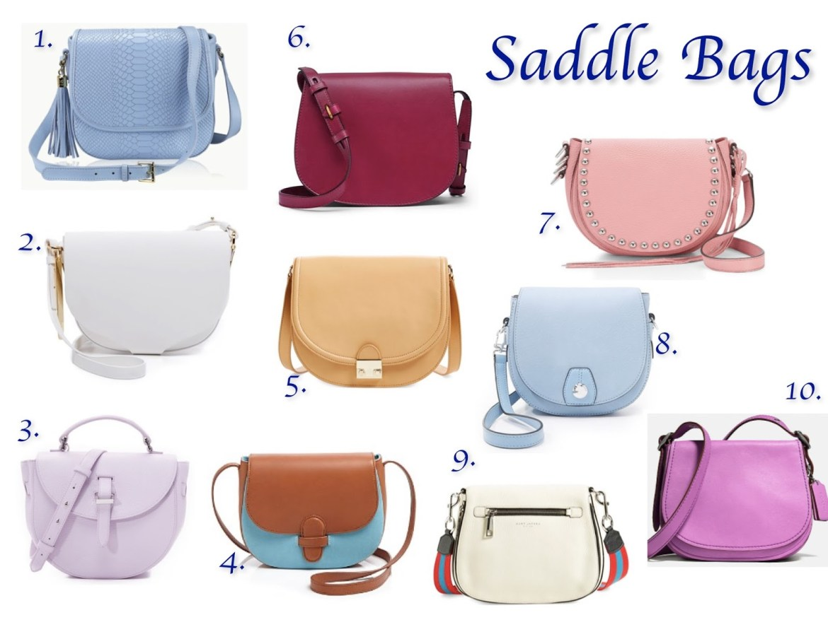 AMAZING SADDLE BAGS FOR CASUAL WOMEN THIS SUMMER 2019 1