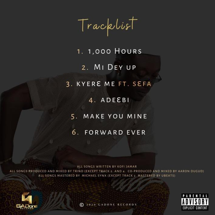 The Truth EP - Tracklist