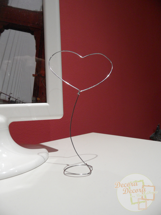 Idea 11 para decorar en San Valentín
