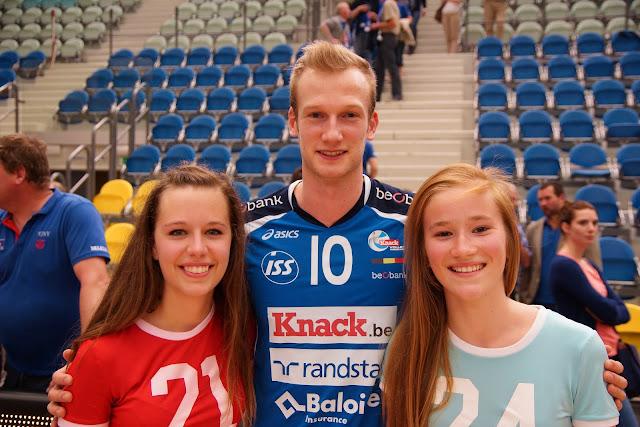 Silja Defrancq, Leonis Dedeyne en Fran Vandevoorde
