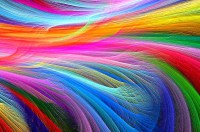 All About HD Wallpaper: Colourful Abstract Wallpaper Paint
