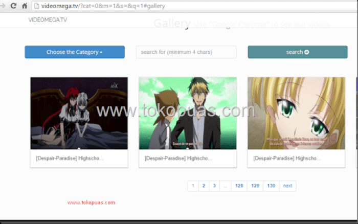 cara download file dari videomega