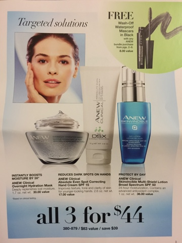 Anew Targeted Solutions Trio