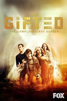 Baixar Filme The Gifted 1ª Temporada Dublado e Legendado Torrent Grátis