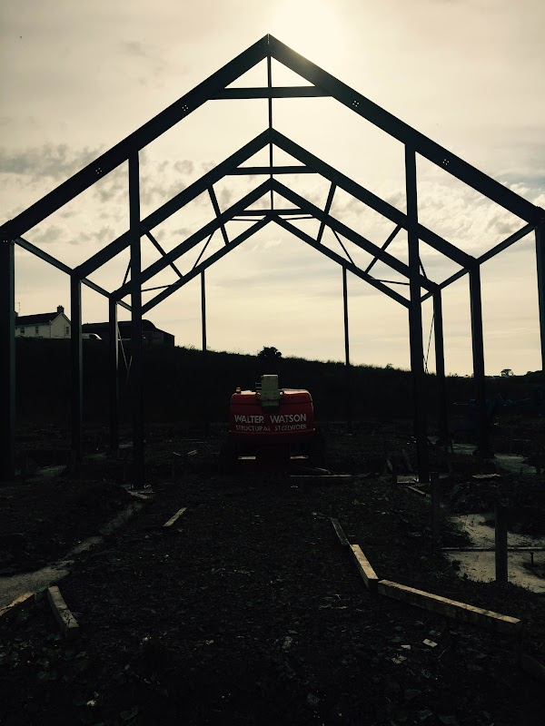 Steelwork Construction - 8