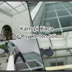 Kanopi Baja Ringan Atap Kaca Solo Jasa Pagar Renovasi Rumah