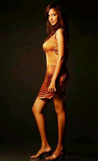 Lakshmi Manchu Height
