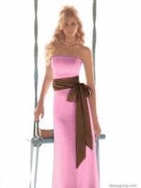 Pink Bridesmaid Dresses Pictures - Winter Coats