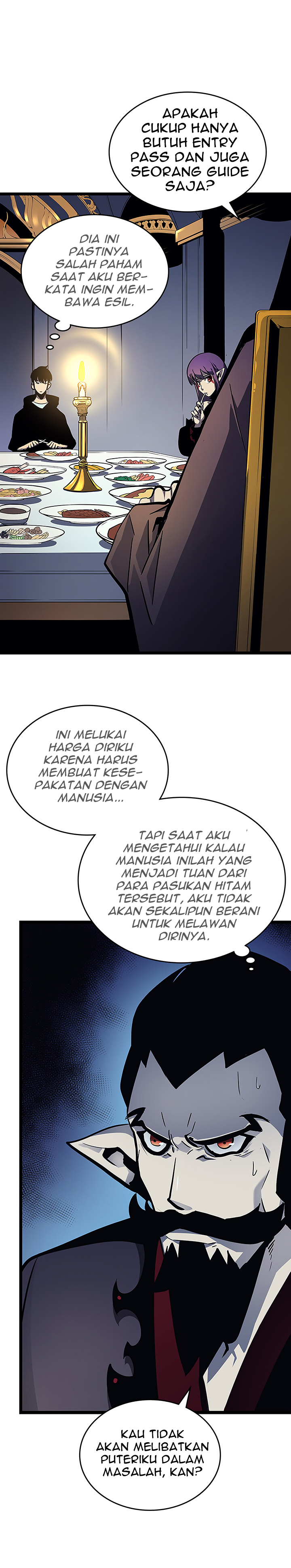 Solo Leveling Chapter 84 Indo gambar 3
